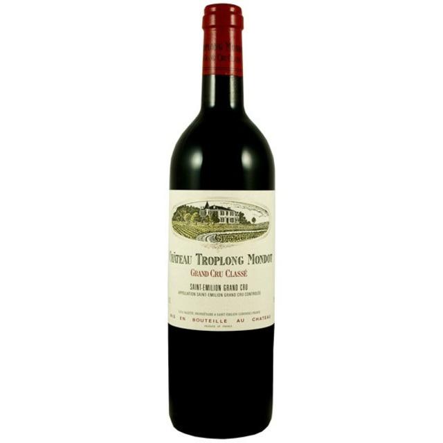 Saint-Émilion Red Bordeaux Blend 1990