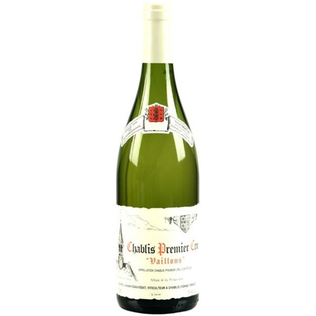 """""""Vaillons"""" Chablis 1er Cru Chardonnay 2011"""