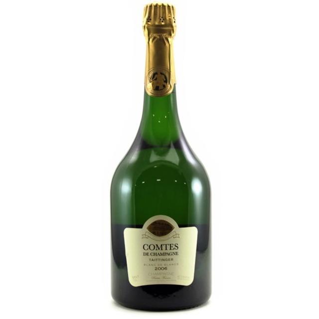 Comtes de Champagne Brut Blanc de Blancs Champagne Chardonnay 2006 (1500ml)