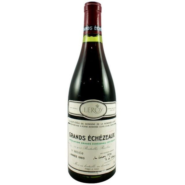 Grands Échézeaux Pinot Noir 1983