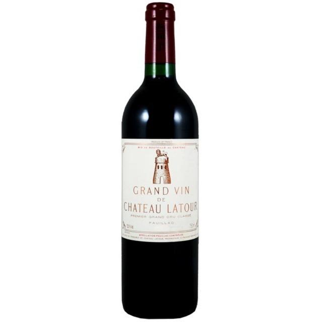 Grand Vin de Château Latour Pauillac Red Bordeaux Blend 2004