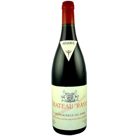 Château Rayas Réservé Châteauneuf-du-Pape Grenache Blend 2006