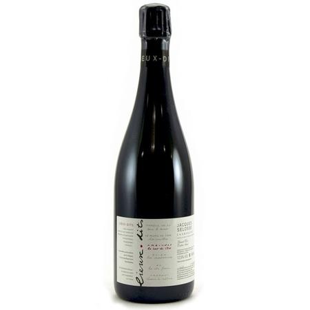 Jacques Selosse Lieux Dits Ambonnay Le Bout Du Clos Extra Brut Grand Cru Champagne Blend NV