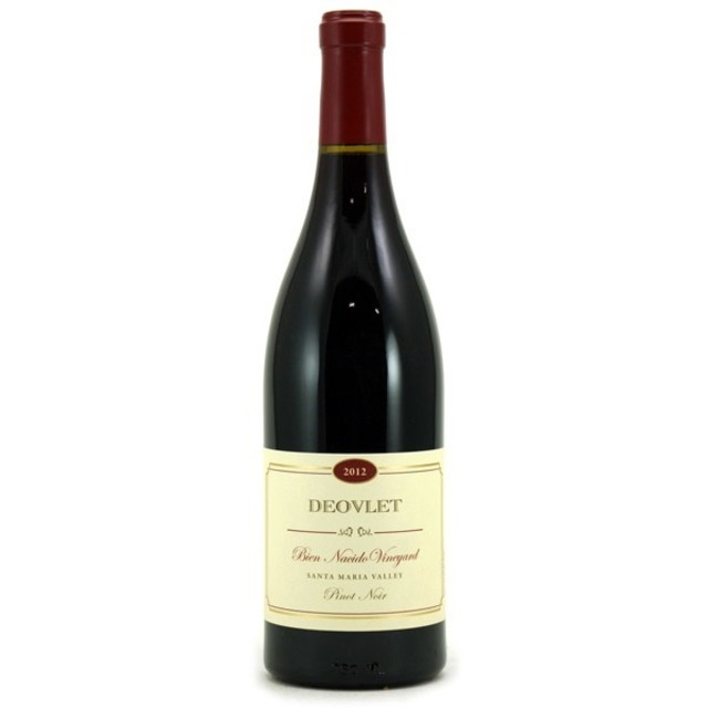 Bien Nacido Vineyard Pinot Noir 2012