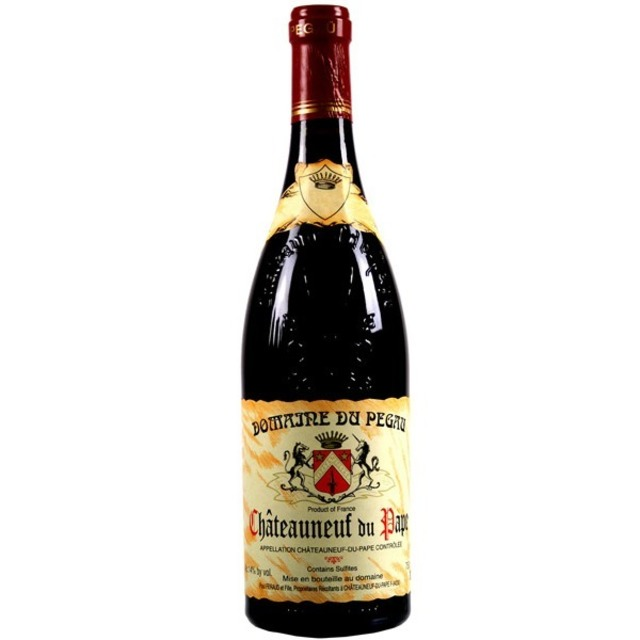 Cuvée Laurence Châteauneuf-du-Pape Red Rhone Blend 2009
