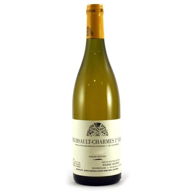 Meursault-Charmes 1er Cru Chardonnay 2010
