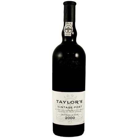 Taylor Fladgate Vintage Port Blend 2000