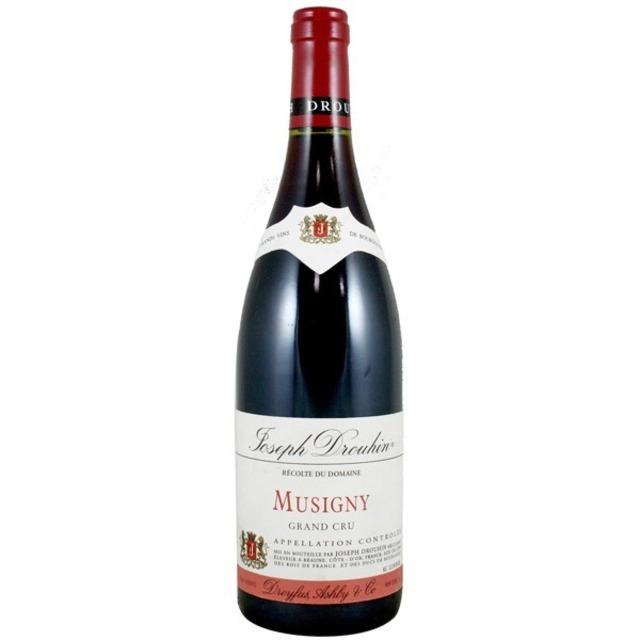 Musigny Grand Cru Pinot Noir 2010