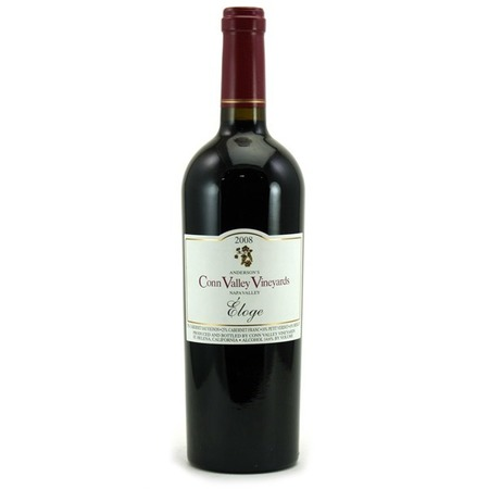 Anderson's Conn Valley Vineyards Éloge Napa Valley Cabernet Sauvignon Blend 2008