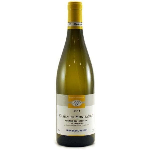 Les Fairendes Chassagne-Montrachet 1er Cru Morgeot Chardonnay 2011
