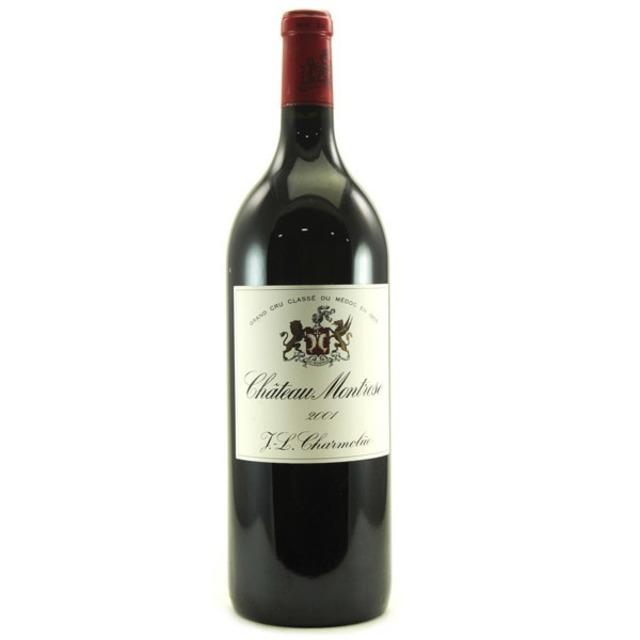 Saint-Estèphe Red Bordeaux Blend 2001 (1500ml)