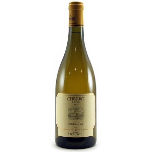 Castello della Sala Cervaro della Sala Umbria Chardonnay Grechetto 2012