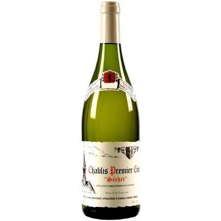 """Vincent Dauvissat """"Séchet"""" Chablis 1er Cru Chardonnay 2012"""