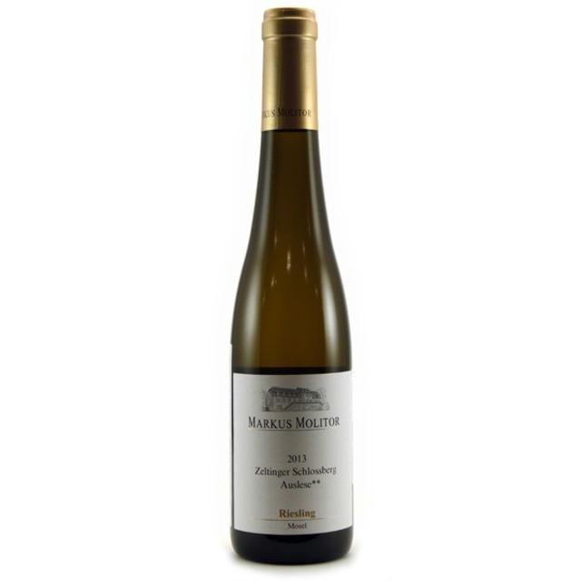 Zeltinger Schlossberg Auslese ** Riesling  2013 (375ml)