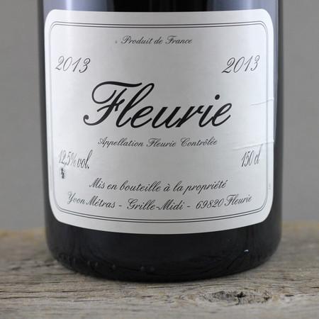 Yvon Métras Fleurie Gamay 2013 (1500ml)