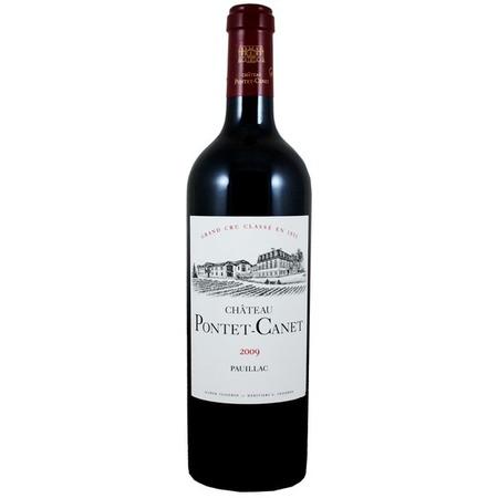 Château Pontet-Canet Pauillac Red Bordeaux Blend 2009