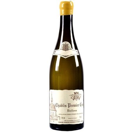 Domaine François Raveneau Vaillons Chablis 1er Cru Chardonnay 2012