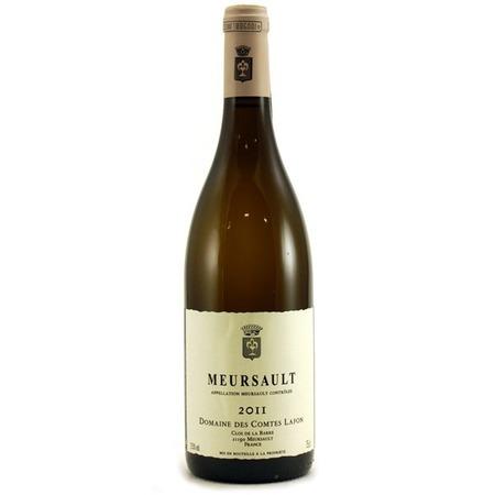 Domaine des Comtes Lafon Meursault Chardonnay 2011