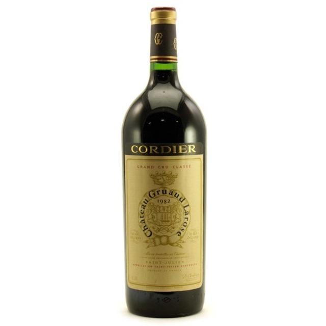 Saint-Julien Red Bordeaux Blend 1982 (1500ml)