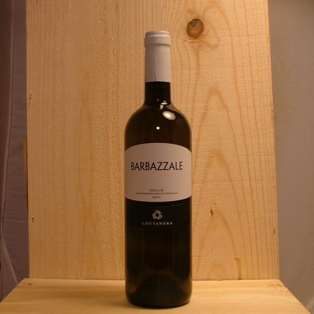 Cottanera Barbazzale Sicilia Bianco Inzolia Viognier 2014