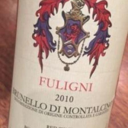 E. Fuligni (Cottimelli) Fuligni Brunello di Montalcino Sangiovese NV
