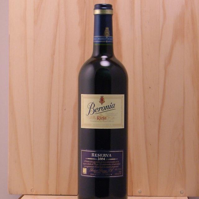 Reserva Rioja Tempranillo Blend 2011