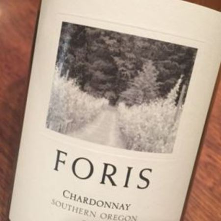 Foris Vineyards Rogue Valley Chardonnay 2015