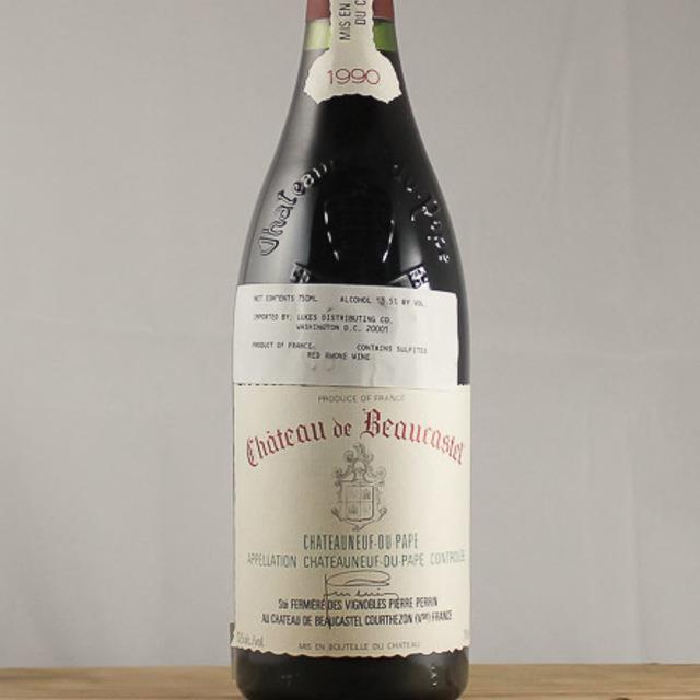 Châteauneuf-du-Pape Red Rhône Blend 1988