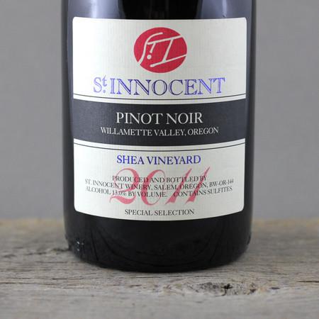 St Innocent Winery Shea Vineyard Pinot Noir 2011