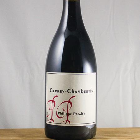 Philippe Pacalet Gevrey-Chambertin Pinot Noir 2011