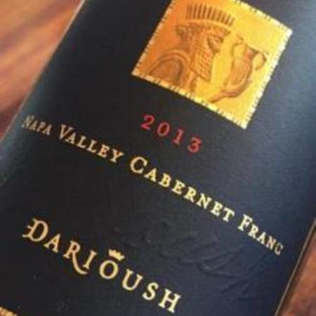 Darioush Napa Valley Cabernet Franc NV