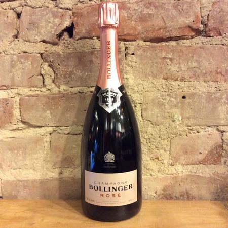 Bollinger Brut Rosé Champagne Blend NV