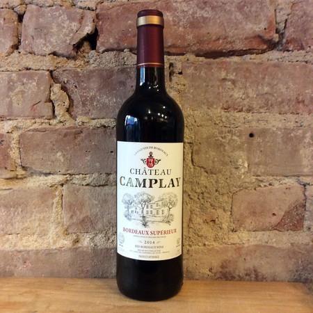 Château Camplay Bordeaux Supérieur 2014