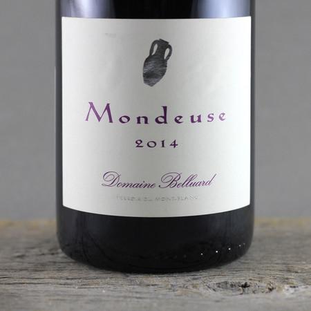 Domaine Belluard Terroir du Mont-Blanc Mondeuse 2014