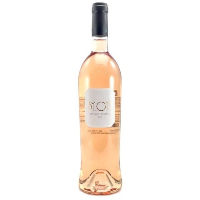 By.Ott Côtes de Provence Rosé Blend 2015