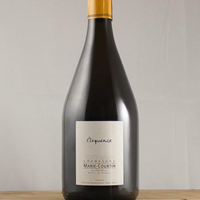 Éloquence Extra Brut Blanc de Blancs Champagne Chardonnay 2011