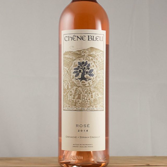 Vaucluse Grenache Blend Rosé 2014