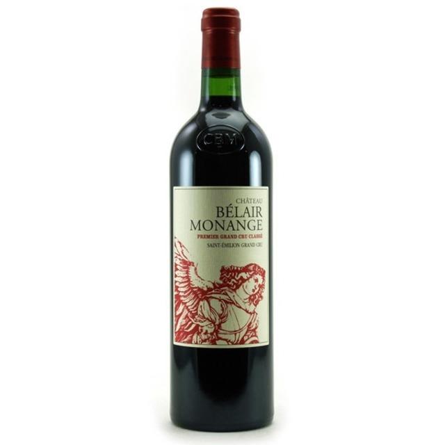 St. Émilion Red Bordeaux Blend 2012