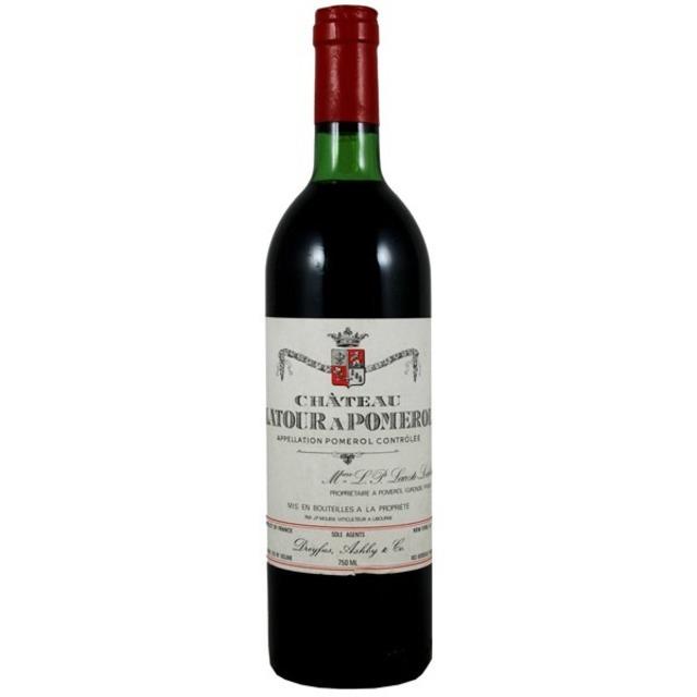 Pomerol Red Bordeaux Blend 2009
