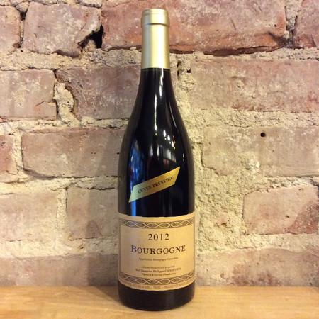 Domaine Philippe Charlopin Bourgogne Pinot Noir 2012