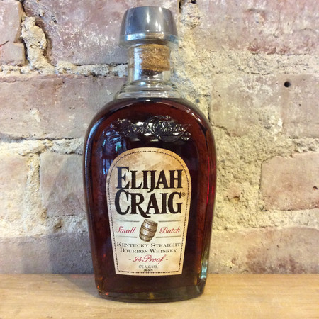 Heaven Hill Distilleries Elijah Craig Small Batch Kentucky Straight Bourbon Whiskey NV