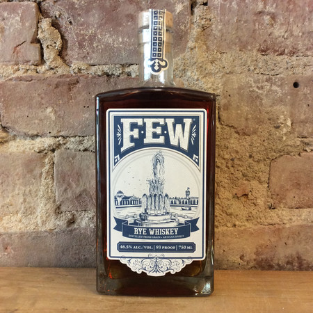 Few 93 Proof Rye Whiskey NV