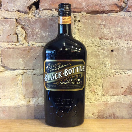 Gordon Graham Black Bottle Blended Scotch Whisky NV