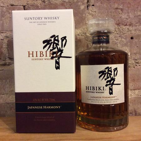 Suntory Hibiki Japanese Harmony Blended Whisky NV
