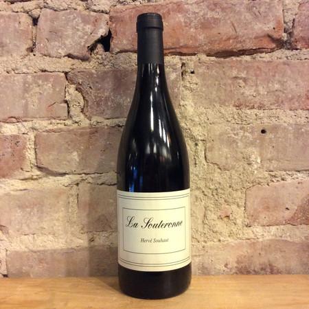 Domaine Romaneaux-Destezet (Hervé Souhaut) La Souteronne Vin de Pays de l'Ardèche Gamay 2015