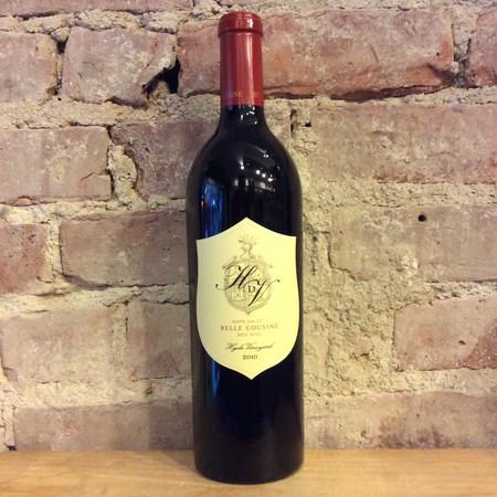 Hyde De Villaine Belle Cousine Hyde Vineyard Cabernet Sauvignon Merlot Blend 2012