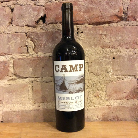 Hobo Wine Company Camp Sonoma County Merlot 2015