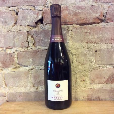 Champagne Marguet Shaman Rosé Grand Cru Champagne Chardonnay Pinot Noir NV
