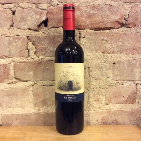 La Sorda Rioja Alvesa Graciano  2011