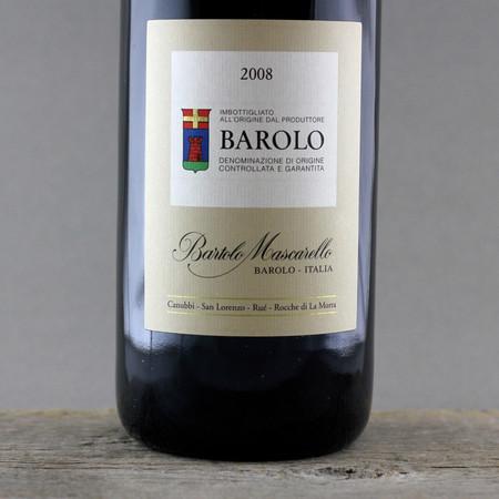 Cantina Bartolo Mascarello Barolo Nebbiolo 2008 (1500ml)